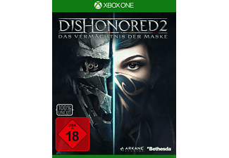 Dishonored 2: Das Vermächtnis der Maske (Software Pyramide) - Xbox One