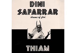Mor Thiam - Dini Saffarar (Drums Of Fire) (LP+MP3) - (LP + Download)