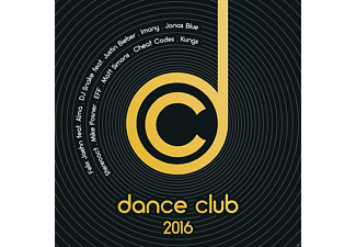 VARIOUS - Dance Club 2016 - (CD)
