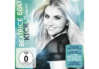 Beatrice Egli - Kick im Augenblick (Deluxe Fan Edition) - (CD + DVD Video)