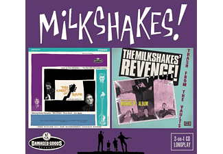 The Milkshakes - Thee Knights Of Trashe/Revenge - (CD)