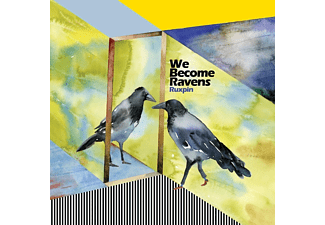 Ruxpin - We Become Ravens - (CD)