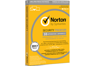 Norton Security Premium 1 jaar / 10 apparaten