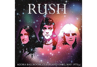 Rush - Agora Ballroom,Cleveland Ohio,May 1975 - (Vinyl)