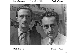 Douglas,Dave & Woeste,Frank Quartet - Dada People - (CD)