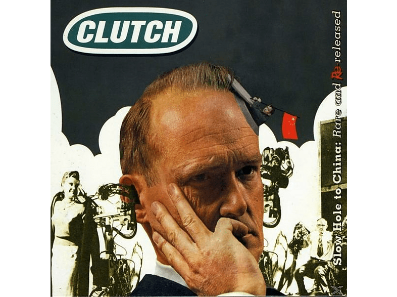 Clutch - Slow Hole to China:Rare And Re-Released [CD]