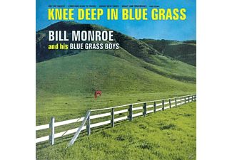Bill Monroe - Knee Deep In Bluegrass - (CD)