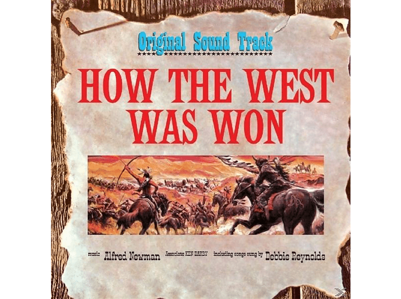 Alfred Newman - How The West Was Won [CD]