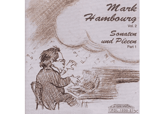 Mark Hambourg - Mark Hambourg,piano (Vol.2) - (CD)