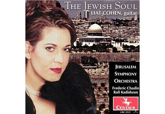 Jerusalem SO,Rafi Kadishon and Frederic Chaslin,+ - The Jewish Soul - (CD)