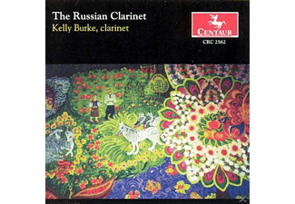 Kelly Burke - The Russian Clarinet - (CD)