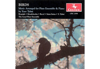 Israel Flute Ensemble - Birds - (CD)
