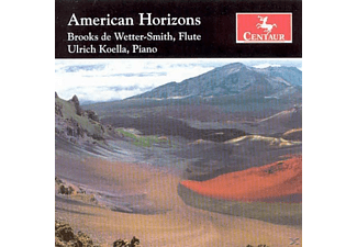 Ulrich Koella Brooks De Wetter-smith - American Horizons - (CD)