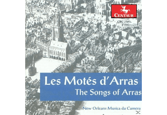The New Orleans Musica Da Camera - Les Motes d'Arras - (CD)