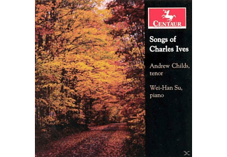Andrew Childs - Songs Of Charles Ives - (CD)