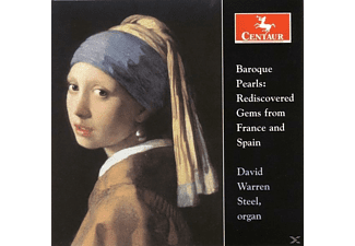 David Warren Steel - Barocke Perlen - (CD)