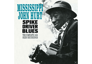 Mississippi John Hurt - Spike Driver Blues-The Complete 1928 Okeh Record - (CD)