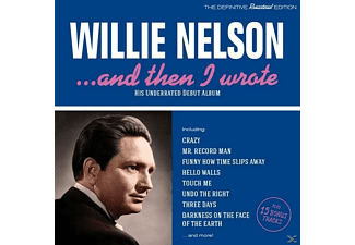 Willie Nelson - And Then I Wrote (His Underrated Debut Album) - (CD)