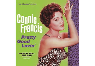 Connie Francis - Plenty Good Lovin'-Her Exciting Rock'n'Roll & R&B - (CD)