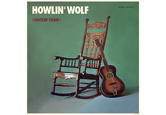 Howlin' Wolf - TH Rockin' Chair Album+4 Bonus Tracks  (Ltd.180 - (Vinyl)