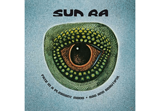 Sun Ra - Fate In A Pleasant Mood+Bad And Beautiful - (CD)