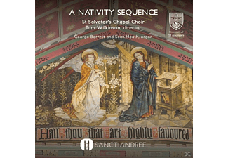 ST. SALVATOR'S CHAPEL CHO - A Nativity Sequence - (CD)