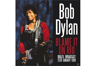 Bob Dylan - Blame It On Rio - (CD)
