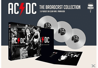 AC/DC - The AC/DC Broadcast Collection - (Vinyl)