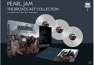 Pearl Jam - The Pearl Jam Broadcast Collection - (Vinyl)