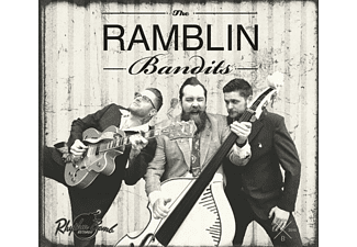 The Ramblin' Bandits - On A Hill - (CD)
