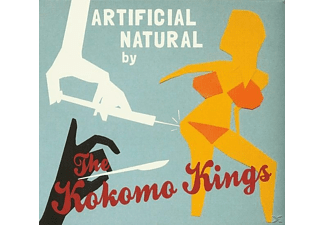 The Kokomo Kings - Artificial Natural - (CD)