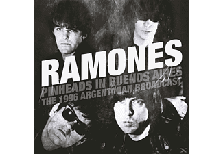 Ramones - Pinheads In Buenos Aires - (Vinyl)