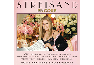 Barbra Streisand - Encore: Movie Partners Sing Broadway CD