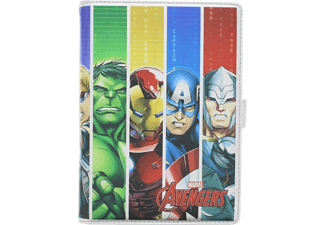 "DISNEY Book cover Portfolio Avengers Stripe tablettes 7 - 8"" (157497)"