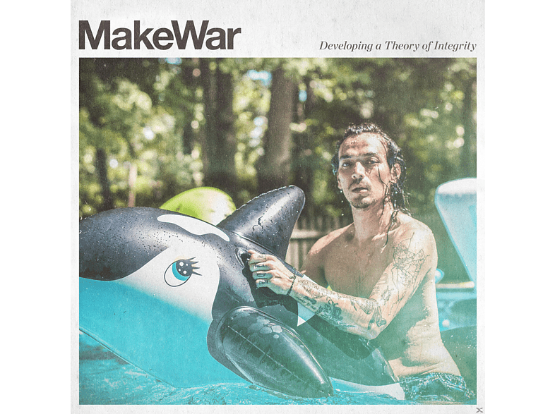 Makewar - Developing A Theory Of Integrity (+Download) [Vinyl]