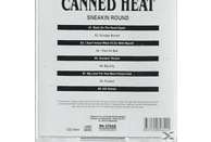 Canned Heat - Sneakin Round [CD]