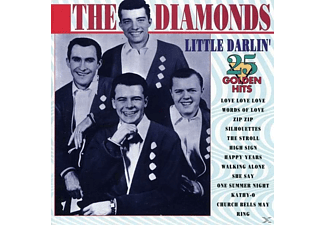 The Diamonds - Little Darlin' - 25 Golden Hits - (CD)