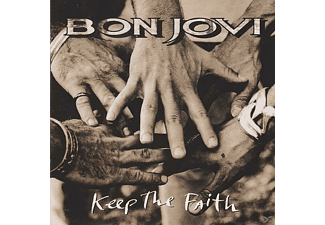 Bon Jovi - Keep The Faith (2LP Remastered) - (Vinyl)