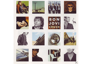 Bon Jovi - Crush (2LP Remastered) - (Vinyl)