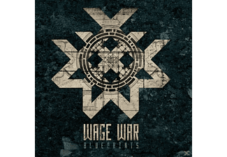 Wage War - Blueprints - (CD)