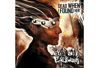 Dead When I Found Her - Eyes On Backwards (Splatter Vinyl) - (Vinyl)