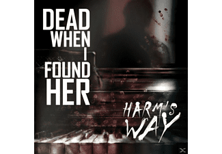 Dead When I Found Her - Harm's Way - (CD)