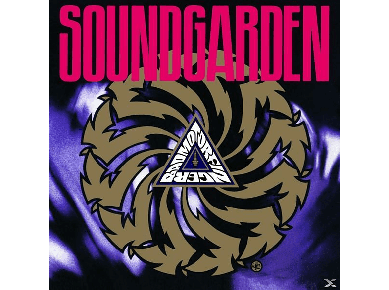 Soundgarden - Badmotorfinger (25th Anniversary Remaster) [CD]
