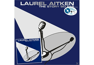Laurel Aitken - The Story So Far - (LP + Bonus-CD)
