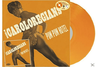 The Caroloregians - Pum Pum Hotel - (LP + Bonus-CD)