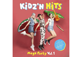 Kidz 'n Hits - Mega Party Vol.1 - (CD)