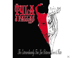 Tyla J.Pallas Band - The Extraordinarily Fine Line Betwe - (CD)
