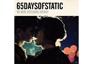 65daysofstatic - We Were Exploding Anyway - (LP + Download)