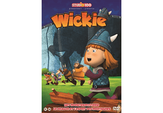 Wickie De Viking - Het Monstermysterie DVD