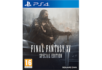 Final Fantasy XV Steelbook PS4